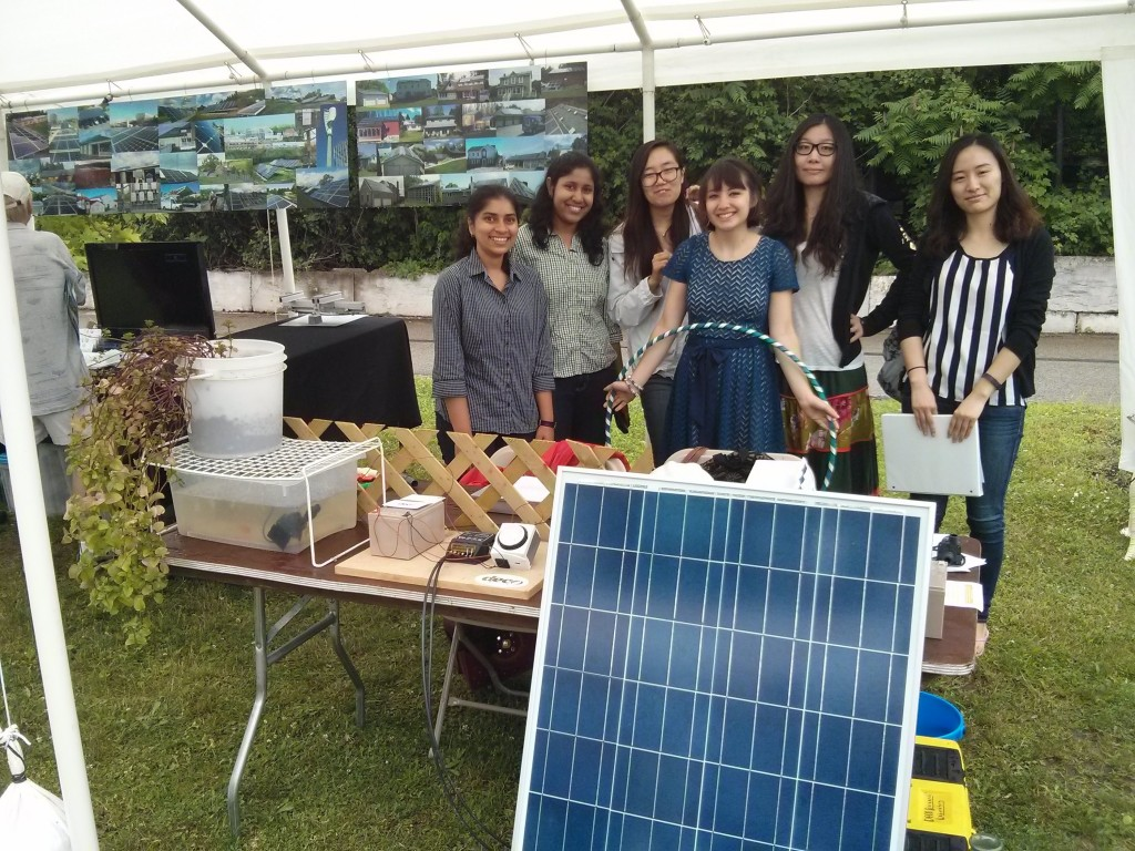 SolarFest Table