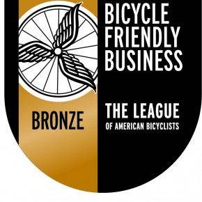 DECO named a Bronze Level Bicycle Friendly Business