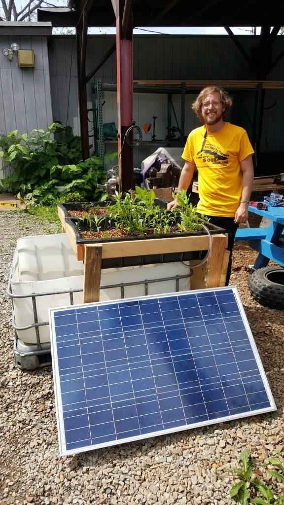 Solar Aquaponics